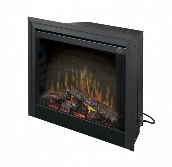 Dimplex – 33″ Deluxe Built-in Firebox
