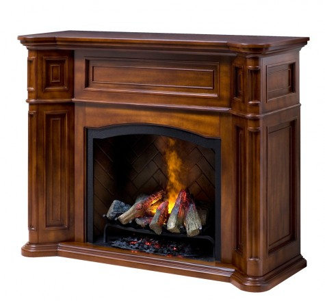 Dimplex – Thompson Opti-Myst Mantel