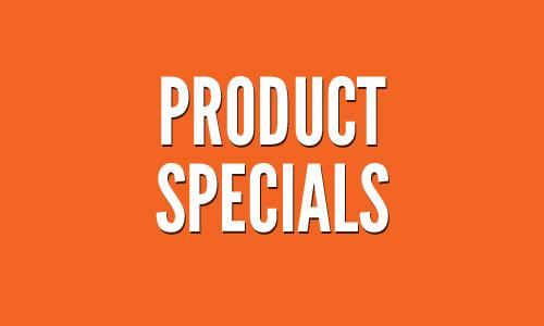 Product Specials