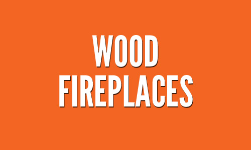 Wood Fireplaces for Sale